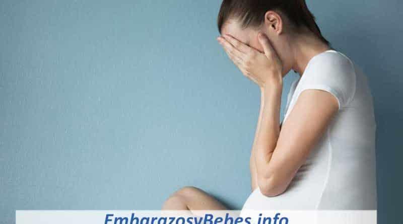 depresión en el embarazo