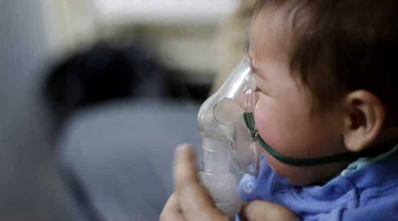 Virus Sincicial Respiratorio en Bebés