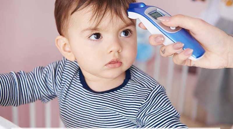 termómetros para bebes