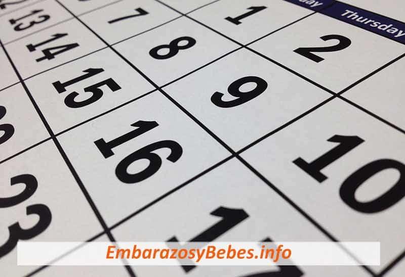 Dias Fertiles Mujer Calendario.Ciclo Menstrual Irregular Dias Fertiles Calculadora Y