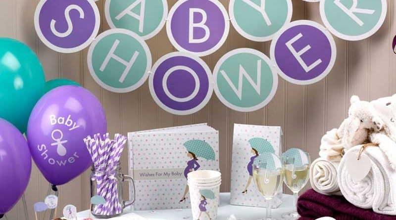 Como Organizar Un Baby Shower Paso A Paso