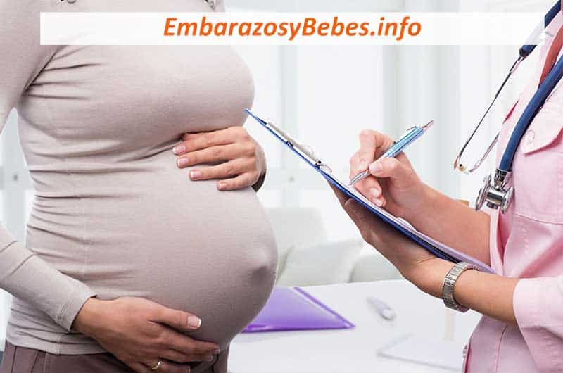 Sínfisis Púbica en el Embarazo
