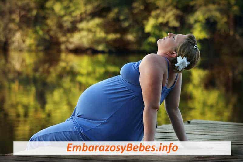 cuanto debo engordar en el embarazo