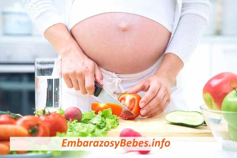 Importancia de la Nutrición en el Embarazo